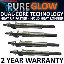 FOR VAUXHALL/OPEL COMBO 1.7 1992-2001 DIESEL HEATER GLOW PLUGS SET OF 4 8 VALVE