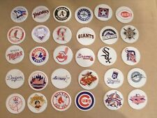 POGS/MILKCAPS BASEBALL TEXAS RANGERS ALL-STAR GAME COMPLETE SET OF ALL (30)