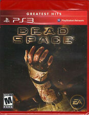 Dead Space  (Sony Playstation 3) Greatest Hits