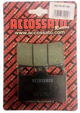 Pastiglie Accossato Anteriori Organica Yamaha YZF R6 600 1999 2000 2001 2002