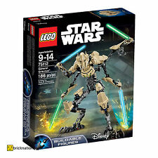 LEGO 75112 STAR WARS General Grievous Buildable Figure NEW SEALED