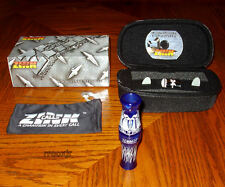 ZINK CALLS COD CALL OF DEATH GOOSE CALL+CASE+BAND+DVD+REEDS BLUEBERRY SWIRL NEW!