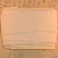 muslin simple crisp white frayed cotton perfect for rubber stamping ribbon  c130