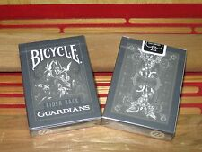 BICYCLE GUARDIANS PLAYING CARDS BY THEORY 11 MADE IN USA 1 DECK NEW SEALED