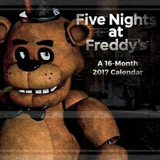 Five Nights at Freddys Wall Calendar