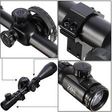 ZOS 10-40x60 SFE IR SWAT Extreme Tactical Rifle Scope Fernrohr Anblick