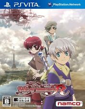 Used PS Vita tales of innocence R Free Shipping