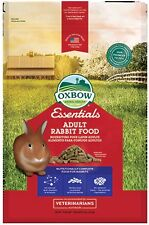 Oxbow BUNNY BASICS Food High-Fiber Timothy Pellet for Rabbits 5 Pounds