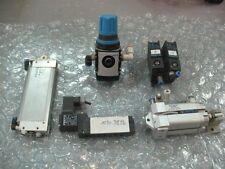 MIXED OF FESTO ADVU-20-30-P-A-SA VPEV-W-KL-LED-GH LR-M1-G1/8-07G MEH-3/2-4,0-S