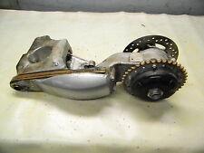 00 Triumph Daytona 955I 955 I swingarm swing arm and rear drive hub assembly