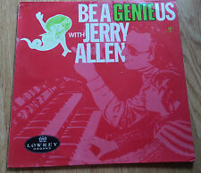 Jerry Allen - Be A Genie-us With - Alamo Records AL1004