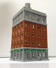 Outland Models Train Railroad City Classic Tall Building Grand Hotel N Scale