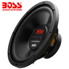 "BOSS AUDIO 12"" Coche Bass Subwoofer Sub 800W CX12 4-ohm 12"" Subwoofer Sub"