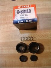 "NOS 11/16"" Wheel Cylinder Repair Kit ~ VW Beetle Karmann Ghia Thing Super Beetle"