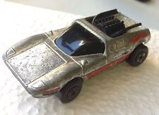 Matchbox Lesney Superfast No. 1 Silver Streak 1971 made in England for restore..
