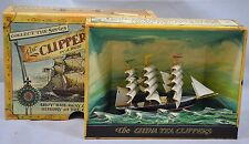 "NEW Clipper Ship ""The Staghound"" In A Box Authentic Models China Tea Clippers"
