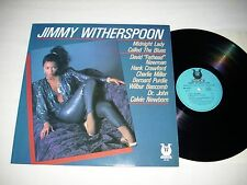 "Jimmy Witherspoon / Midnight Lady Called The Blues-LP-(Muse)""RAR""Top Zustand"