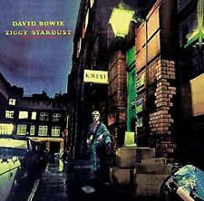 "DAVID BOWIE 'The Rise and Fall Of Ziggy Stardust' REISSUE 12""VINYL LP NEW SEALED"