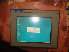 "Allen Bradley 6182-CGDAZC Industrial PC 12"" Color Touch Screen, Appear New 2003"