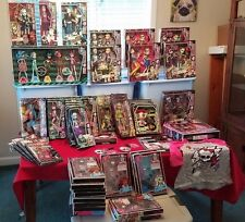 HUGE NEW IN BOX Monster High Doll & Accessories Lot 40 Dolls ALL RETIRED & OOP
