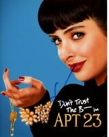 KRYSTEN RITTER signed autographed DON'T TRUST THE B---- IN APT 23 photo