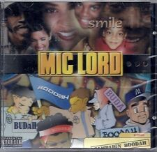 Mic- Lord  -Smile - New Factory Sealed CD