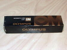 OLYMPUS OM M REMOTE CORD 1.2m FOR MOTOR DRIVE 1/2 WINDER NEW IN BOX