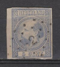 NVPH Netherlands Nederland nr 7 ONGETAND TOP CANCEL ALMELO (2) Willem III 1867