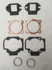 YAMAHA RD200 2T Twin (72 73 74 75) TOP END GASKET SET Made in Japan