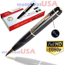 REAL 1080p FULL HD Spy REC PEN USB Cam Nanny Video/Voice Hidden Recorder Camera5