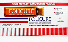 Folicure Treatment for Fine or Thinning Hair (12 Ampoules)