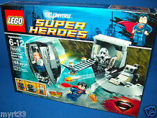 LEGO 76009 SUPER HEROES DC Universe Superman Black Zero Escape - Retired New