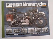 Book: German Motorcycles of WWII: Part 1: A Visual History in Vintage Photos and