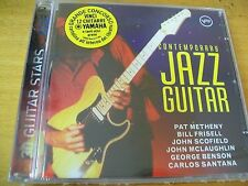 CONTEMPORARY JAZZ GUITAR DCD SIGILLATO METHENY FRISELL SCOFIELD SANTANA BENSON