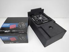 2007 to 2014 Chevy Tahoe Console Subwoofer Box 12L7 2nd row Sub Enclosure