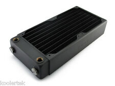 XSPC RX240 V3 Radiator for 2 x 120mm Cooling Fans (New Version 3) Liquid Cooling