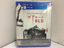 PS4 PSYCHO BREAK (The Evil Within) BONUS Limited Steelbook soundtrack CD JAPAN