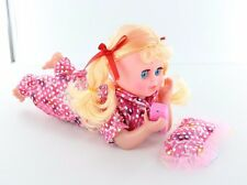 New Design Pink Singing Playing Battery Operated Cute Baby Doll with Cellphone