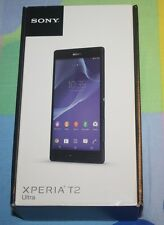 """BRAND NEW Xperia T2 Ultra 4G LTE Cell Phone GSM Unlocked 6"""" IPS quad-core D5316"""