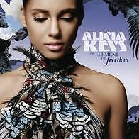 ALICIA KEYS : ELEMENT OF FREEDOM (CD) sealed