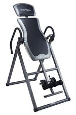 Innova Fitness Deluxe INVERSION TABLE, Heavy Duty Inversion Therapy TABLE