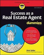 Success as a Real Estate Agent for Dummies by Consumer Dummies Staff and Dirk...