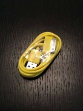 Apple iPhone30-pin to usb cable, 1 Meter, Yellow