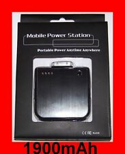 ★★★ 1900mA BATTERIE de SECOURS ★★★ Pour APPLE iPhone 3G 3GS