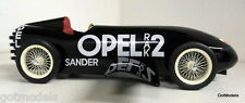 BoS 1/18 Scale 193742 Opel Sander RAK2 Land Speed Record Car Resin Cast Model