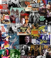 41 CLASSIC HORROR & SCI-FI MOVIES ON A 16GB USB FLASH DRIVE over 50 hrs! #LOOK#