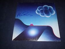 "ALAN PARSONS SIGNED VINYL RECORD TITLED ""THE BEST OF"" PINK FLOYD MASTER!  PROOF!"