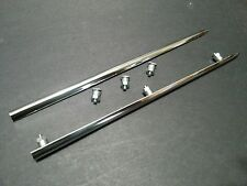 Front Fender Trim Side Spear Set for Harley Davidson