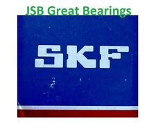 (Qt.1 SKF) 6200-2RS SKF Brand rubber seals bearing 6200-rs ball bearings 6200 rs