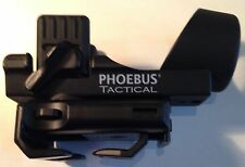 PHOEBUS TACTICAL ROTATING FAST HOLSTER FLASHLIGHT HOLDER  PRFH-4/37